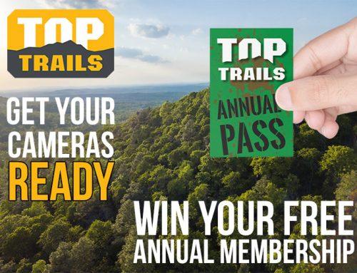 Top Trails Photo Challenge 2020