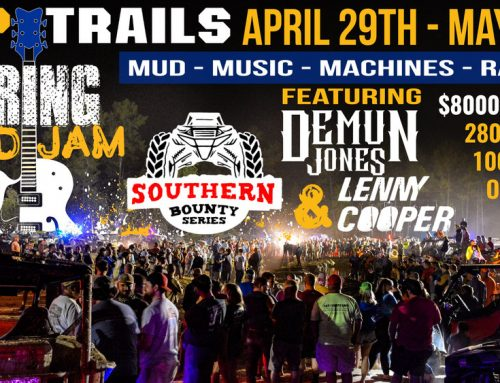 UPDATED: Spring Mud Jam 2021 Special Event Rules and Regulations